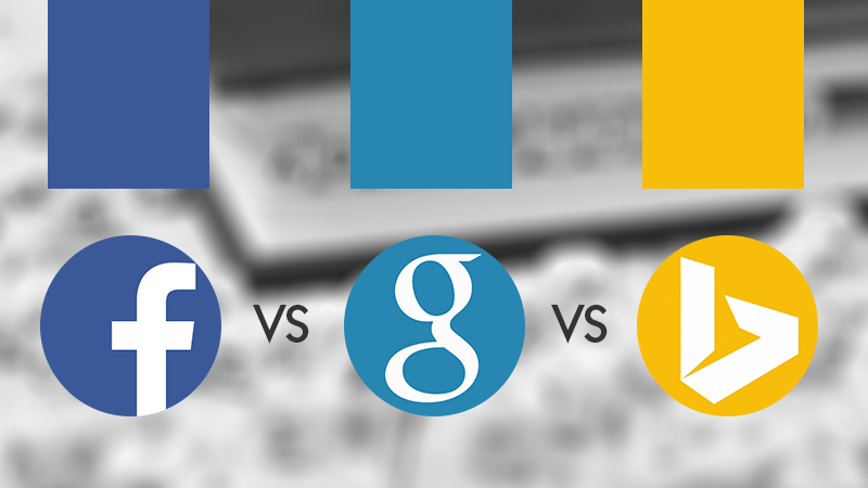 Google Ads vs Facebook Ads vs Bing Ads - What is the number one paid marketing channel worldwide? 1