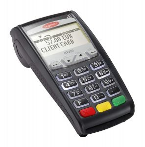 Ingenico Payment Terminals 3