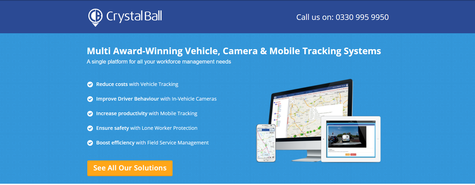 Top Vehicle Tracking Providers 23