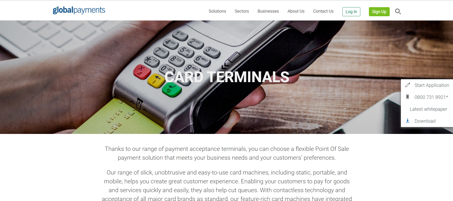 Card Machine Providers For Small Businesses 14