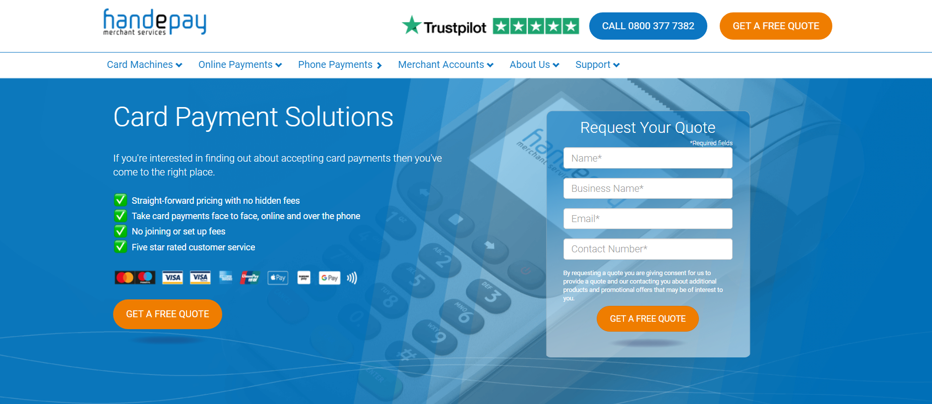 Card Machine Providers For Small Businesses 20