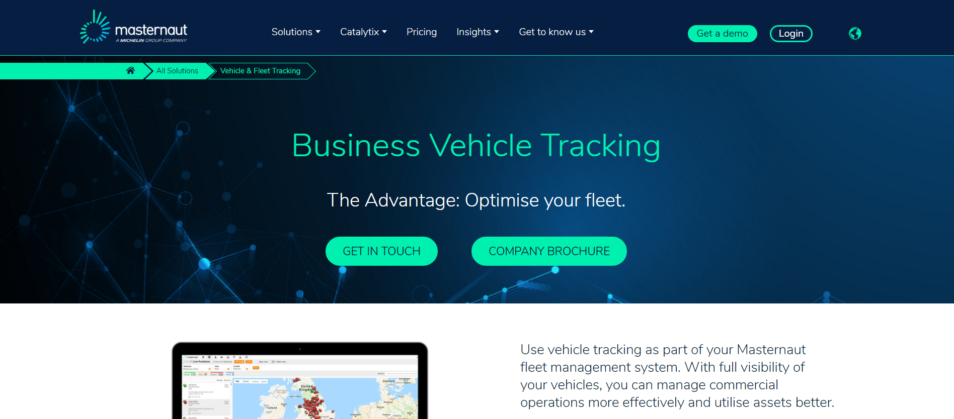 Top Vehicle Tracking Providers 4