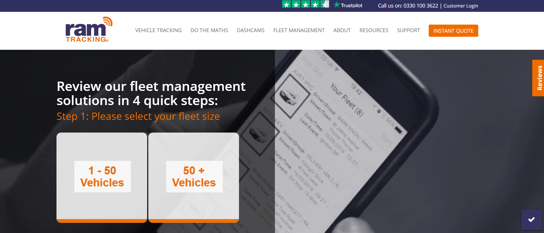 Top Vehicle Tracking Providers 18