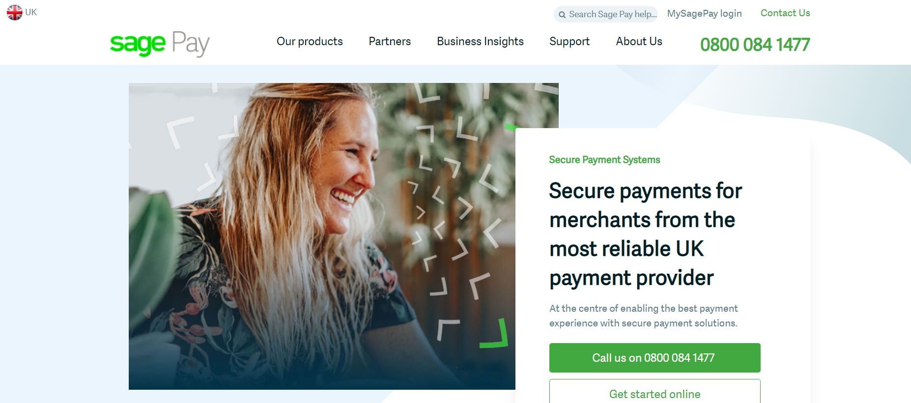 Sagepay Merchant Accounts Review - Perfect for SMEs 1