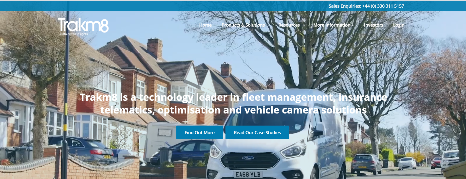 Top Vehicle Tracking Providers 16