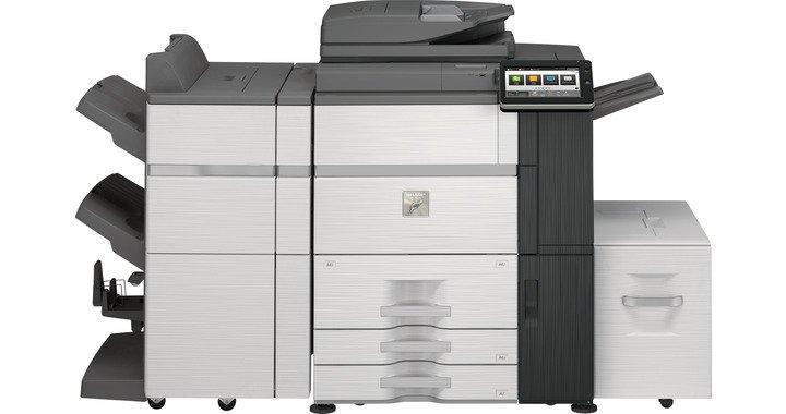High Volume Printer Photocopier Machines 4